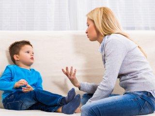 ۷ قانون برای «نه» گفتن به کودک